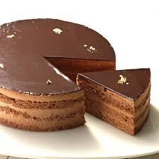 画像:チョコレートケーキ
